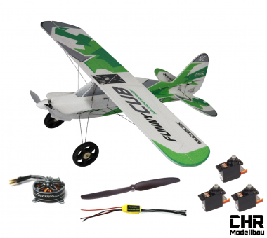 Multiplex BK FunnyCub Indoor Edition CHR-Modellbau Tuning Combo