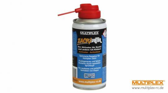 Multiplex Zackivator - Aktivator für Zacki und CA Kleber (150 ml)